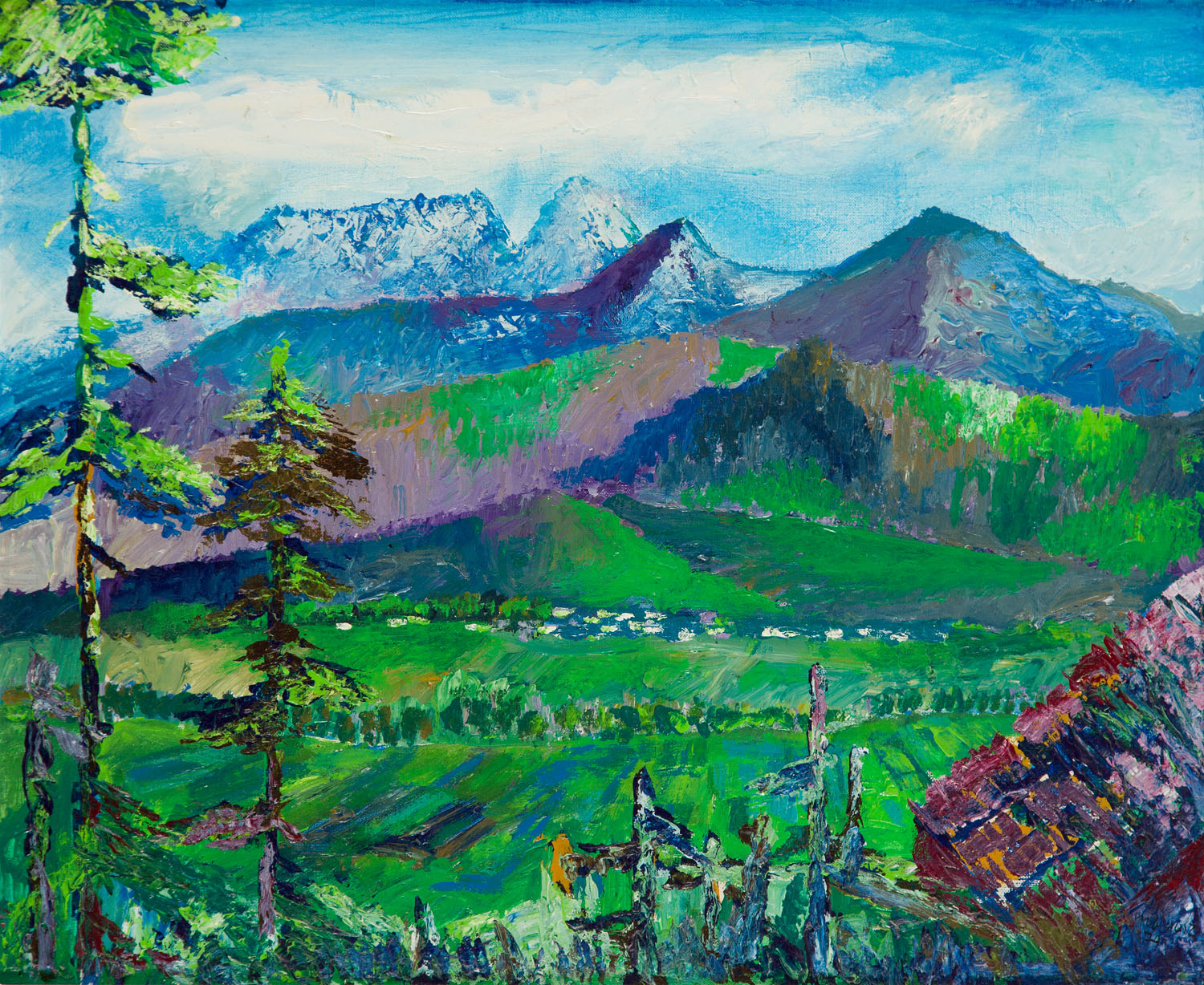 """""""Giewont"""", 1979"""