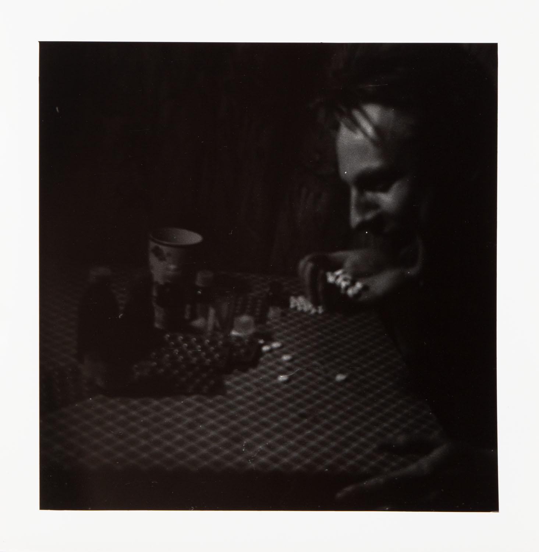 """Fragment Z cyklu: """"Domowy Performance"""", 1985/2005"""