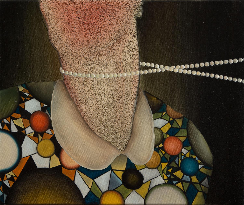 """Obraz zdegenerowany"", 2011"