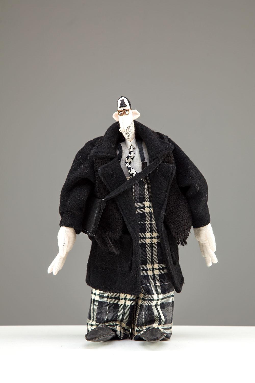 Lalka - Pan w czarnym płaszczu, lata 90 XX w.