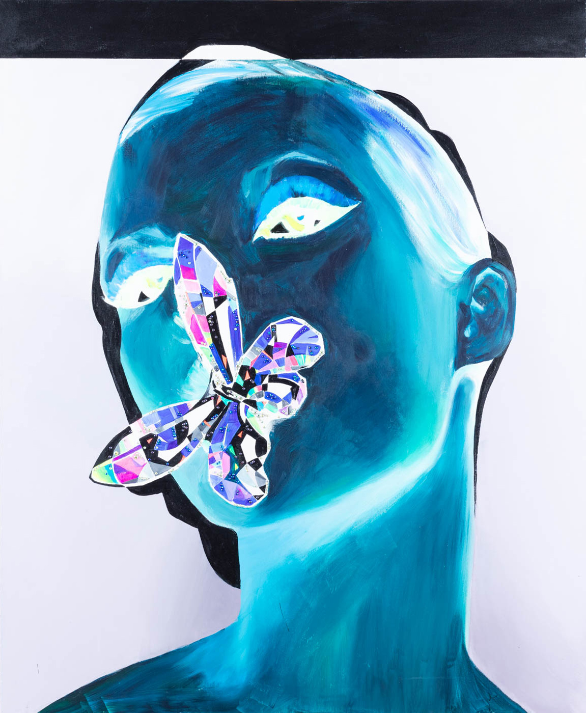 The Head#10, 2019
