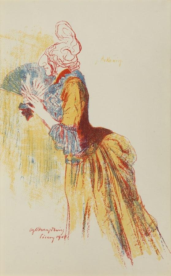 Arkawin, 1904