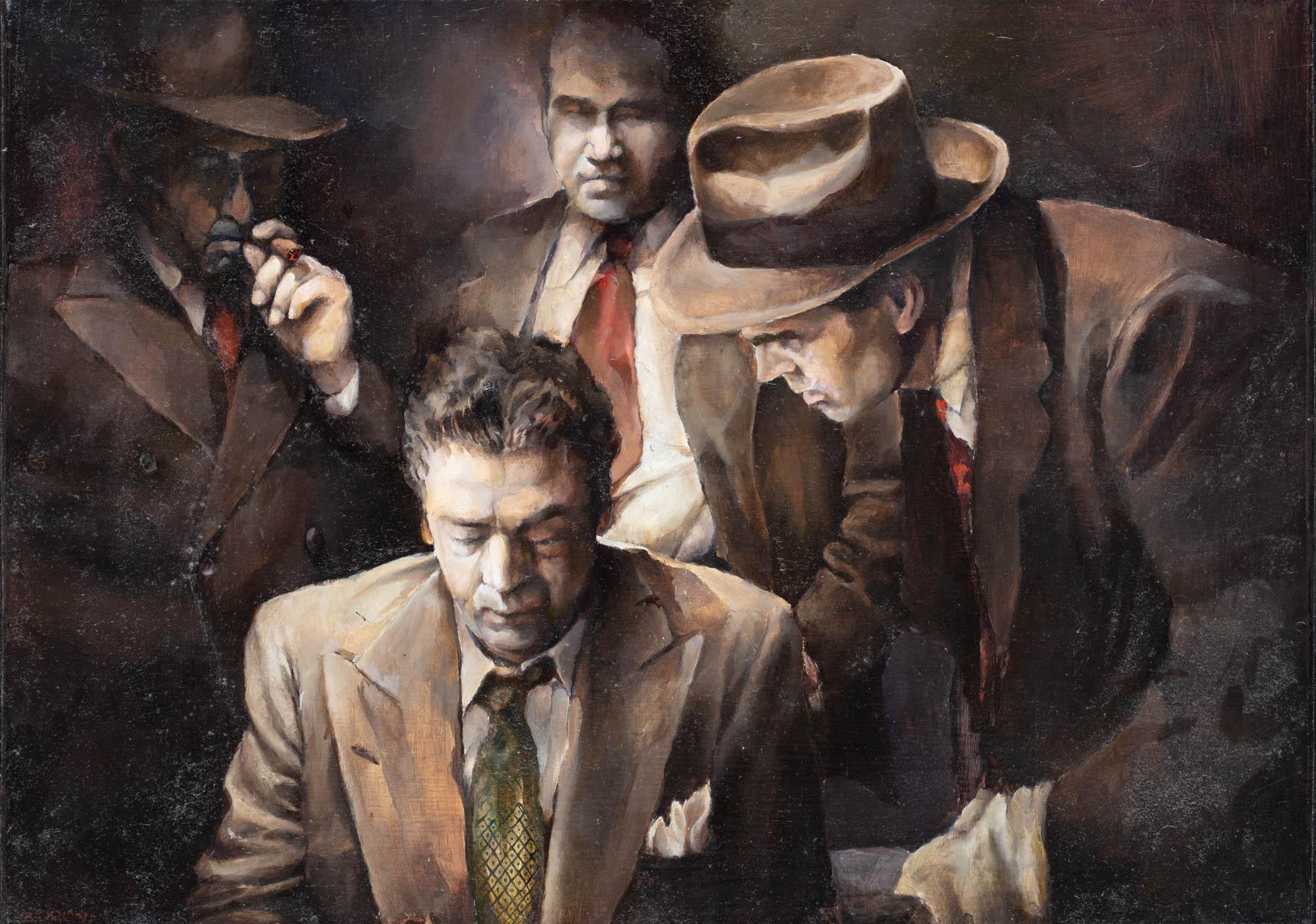 Interrogators, 2016