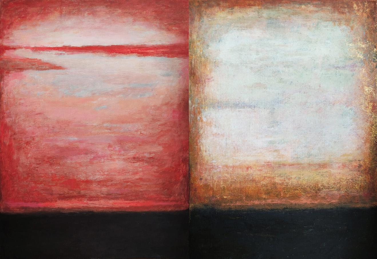 Abstrakcja pejzażu, 2020