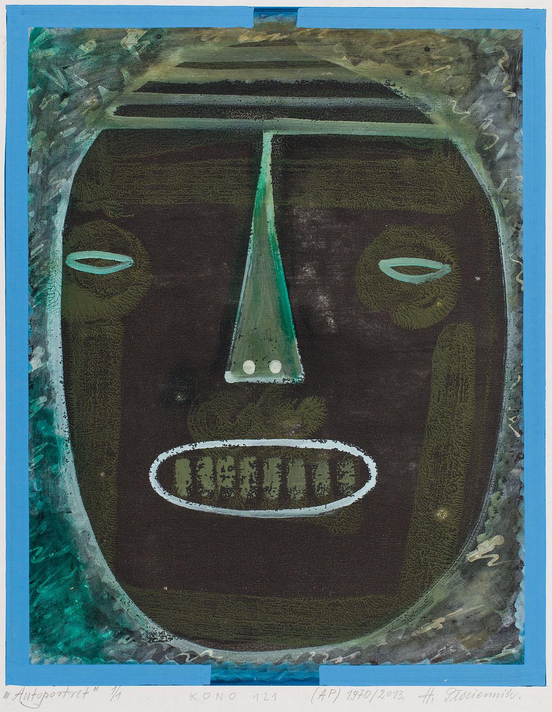 """""""Autoportret"""", 1970/2013"""