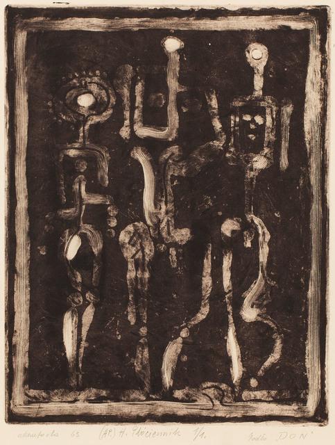 """Godło 'DON'"", 1963"