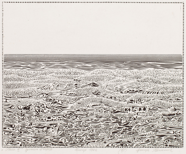 """Plaża III"", 1964"