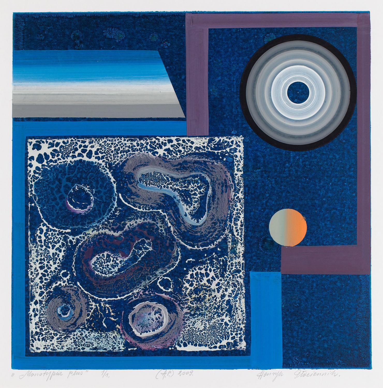 """""""Monotypia plus"""", 2009"""