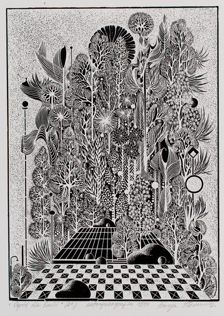 """Ogród dla Emilii"" , 1990"