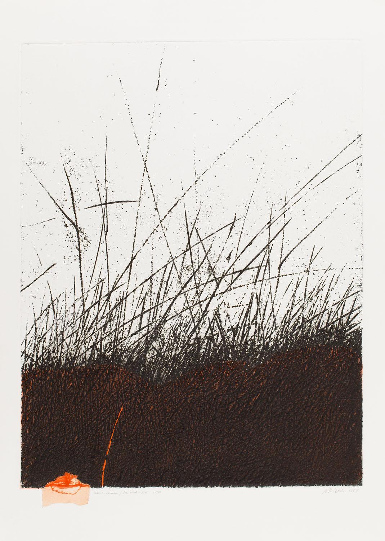 """""""Czarno-czerwona"""", 1987"""