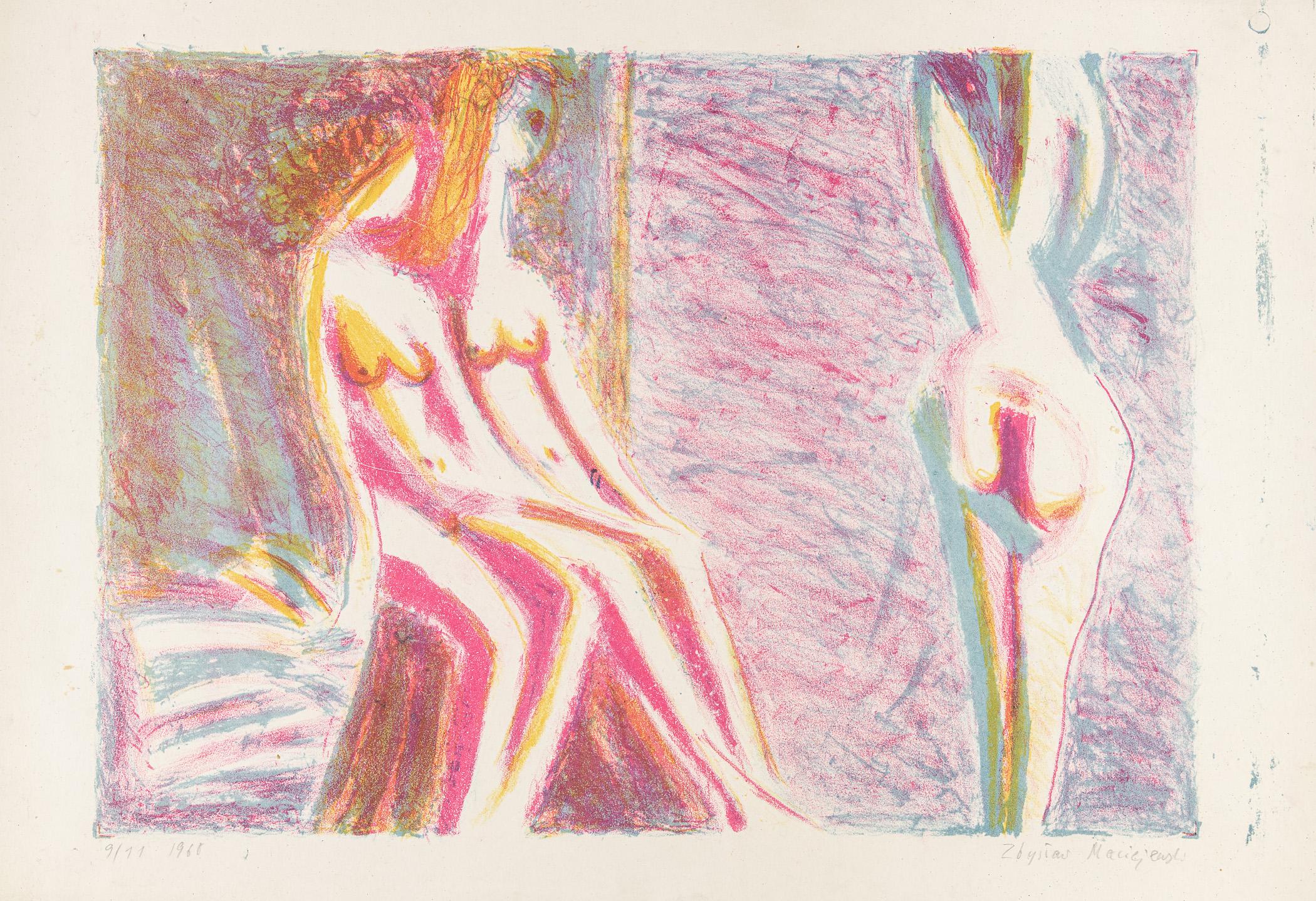 Akty we wnętrzu, 1968