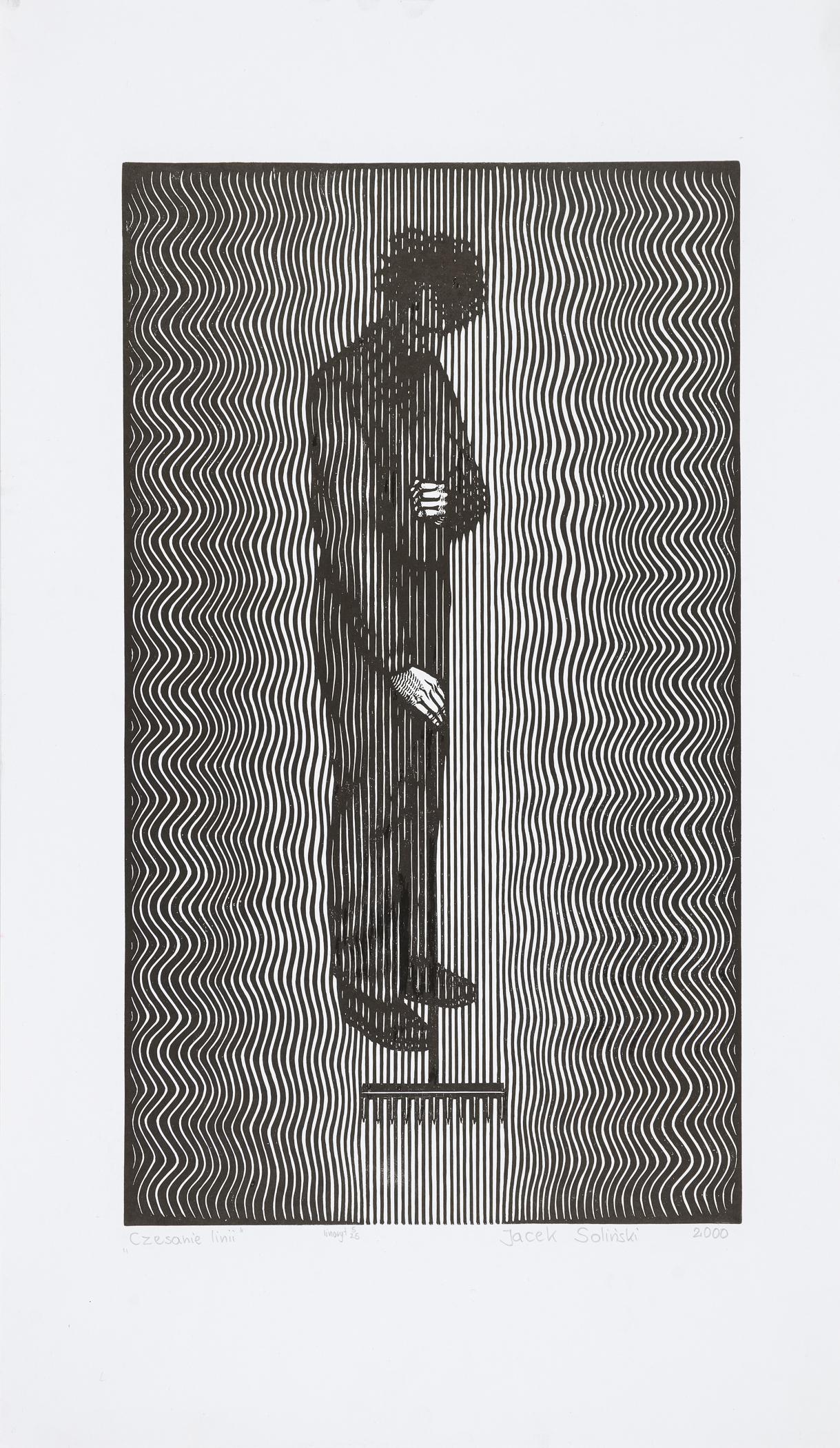 Czesanie linii, 2000