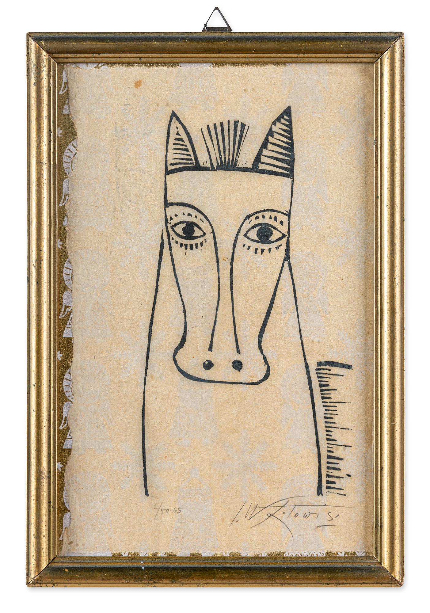 Koń wrocławski, 1965