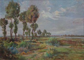 Pejzaż (1961)