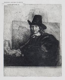 JAN ASSELIJN, 1647, odbitka XIX w.