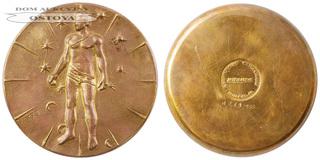 Medal ARTICULATIONS, 1984