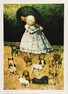 """Załęcze - Spacerek """" II, 1996"""