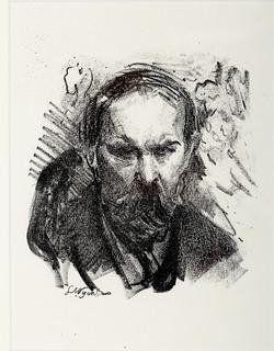 Portret Konstantego Laszczki, 1922