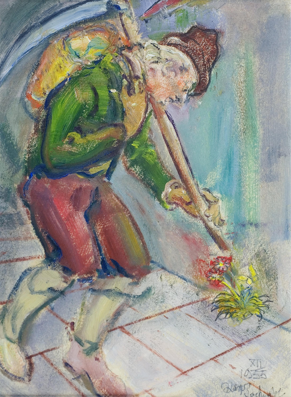 Trudność, 1945