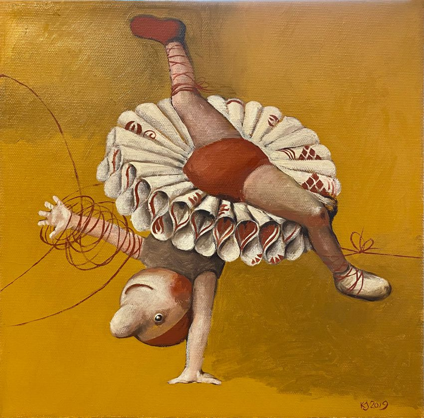 Baletnica, 2019 r.