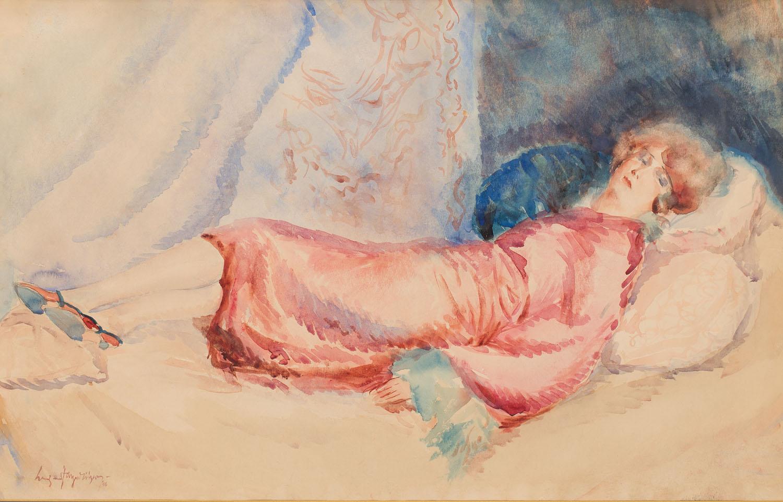 Odpoczynek, 1931