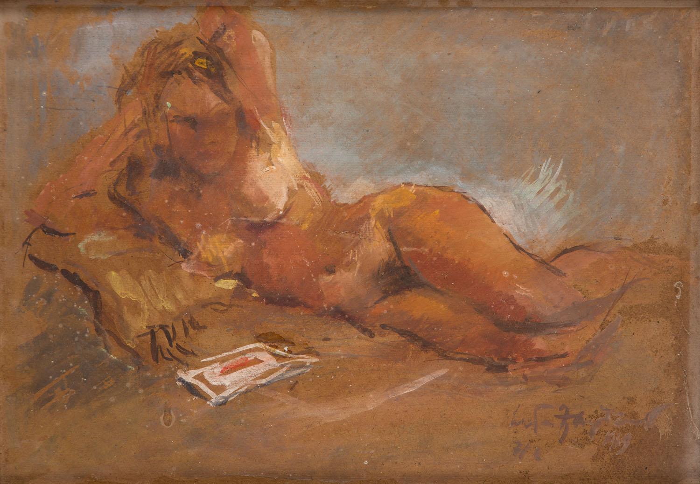 Akt, 1969