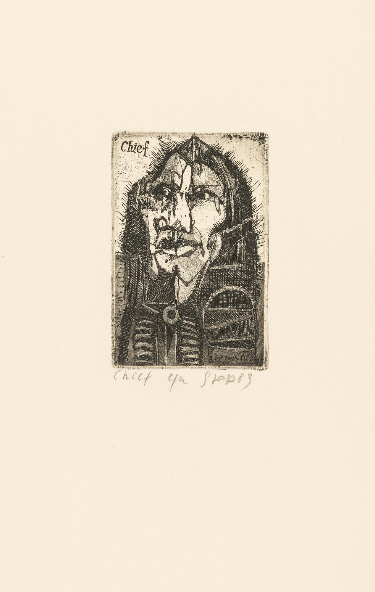 Chief, 1982