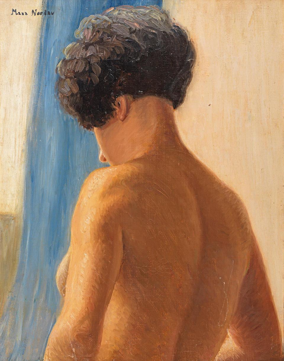 Akt, 1930