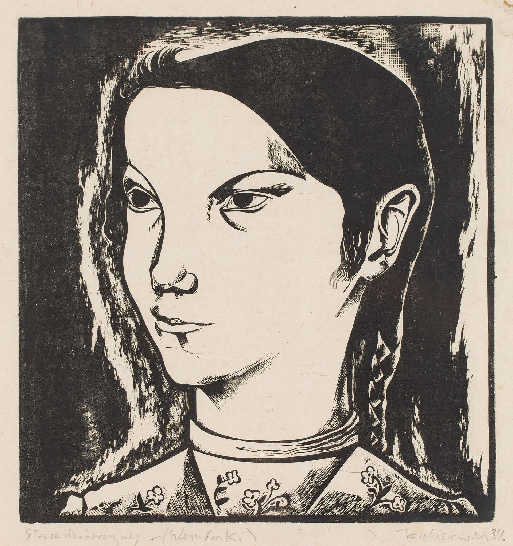 """""""Słowa dziewczyny"""", 1934"""