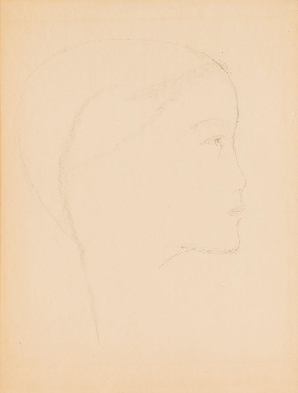 Portret dziewczyny, 1973