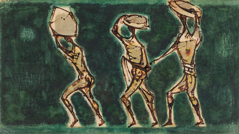 """Bez tytułu, z cyklu """"Brazylia"""", 1963"""