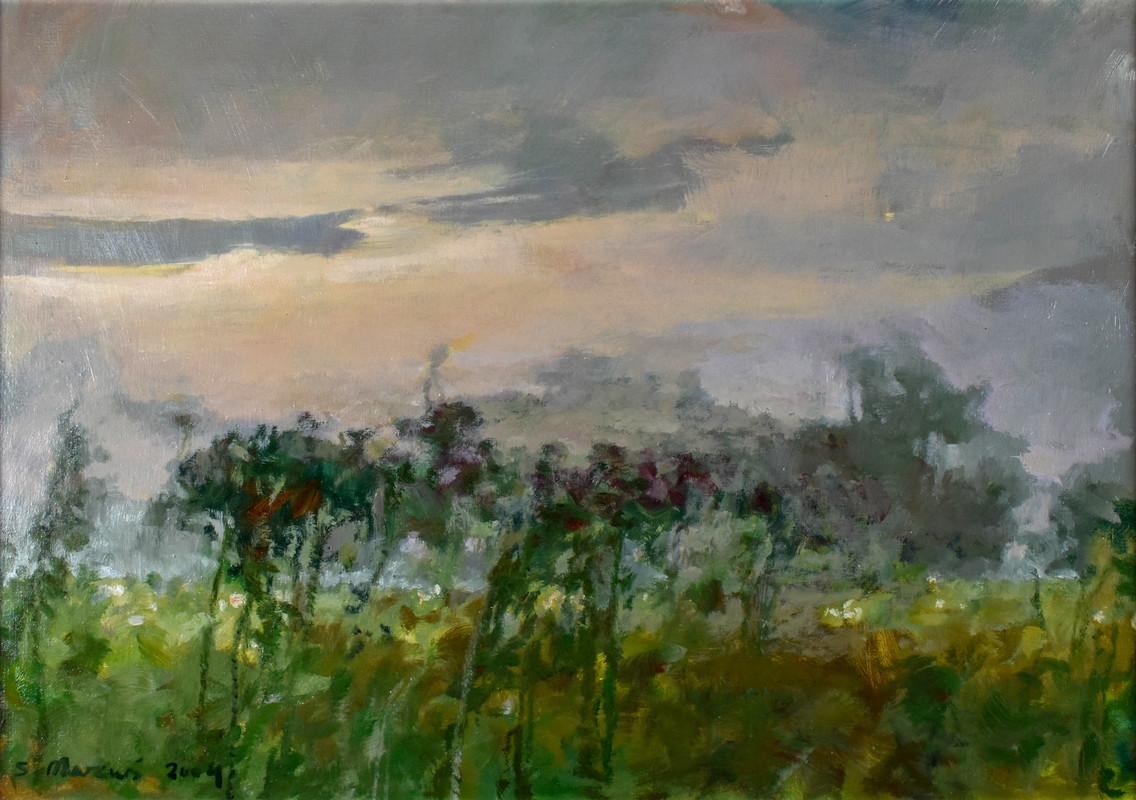 Mglisty poranek, 2004