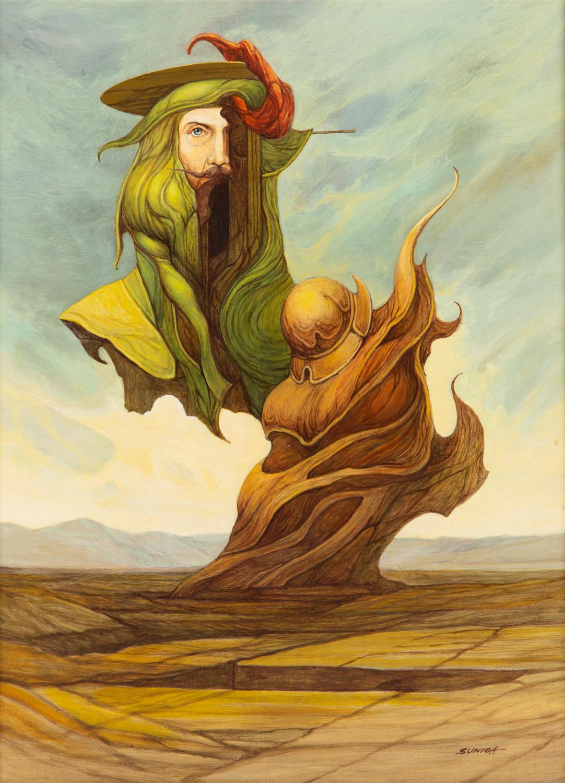 """""""Don Quijote de la Mancha"""", 1990"""