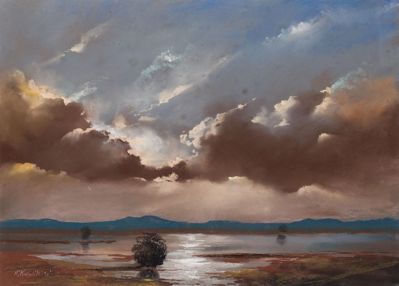 Pejzaż (2), 1991