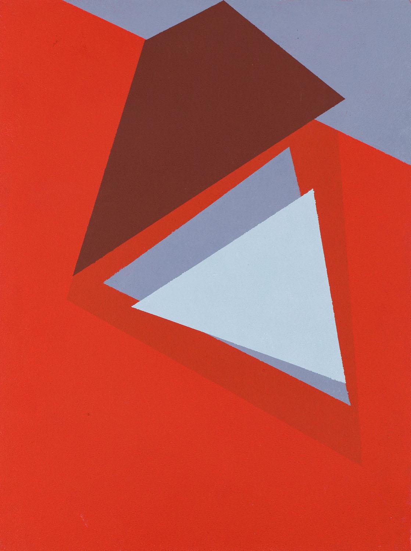 "Z cyklu ""Kolor kształt podział"" (3)"