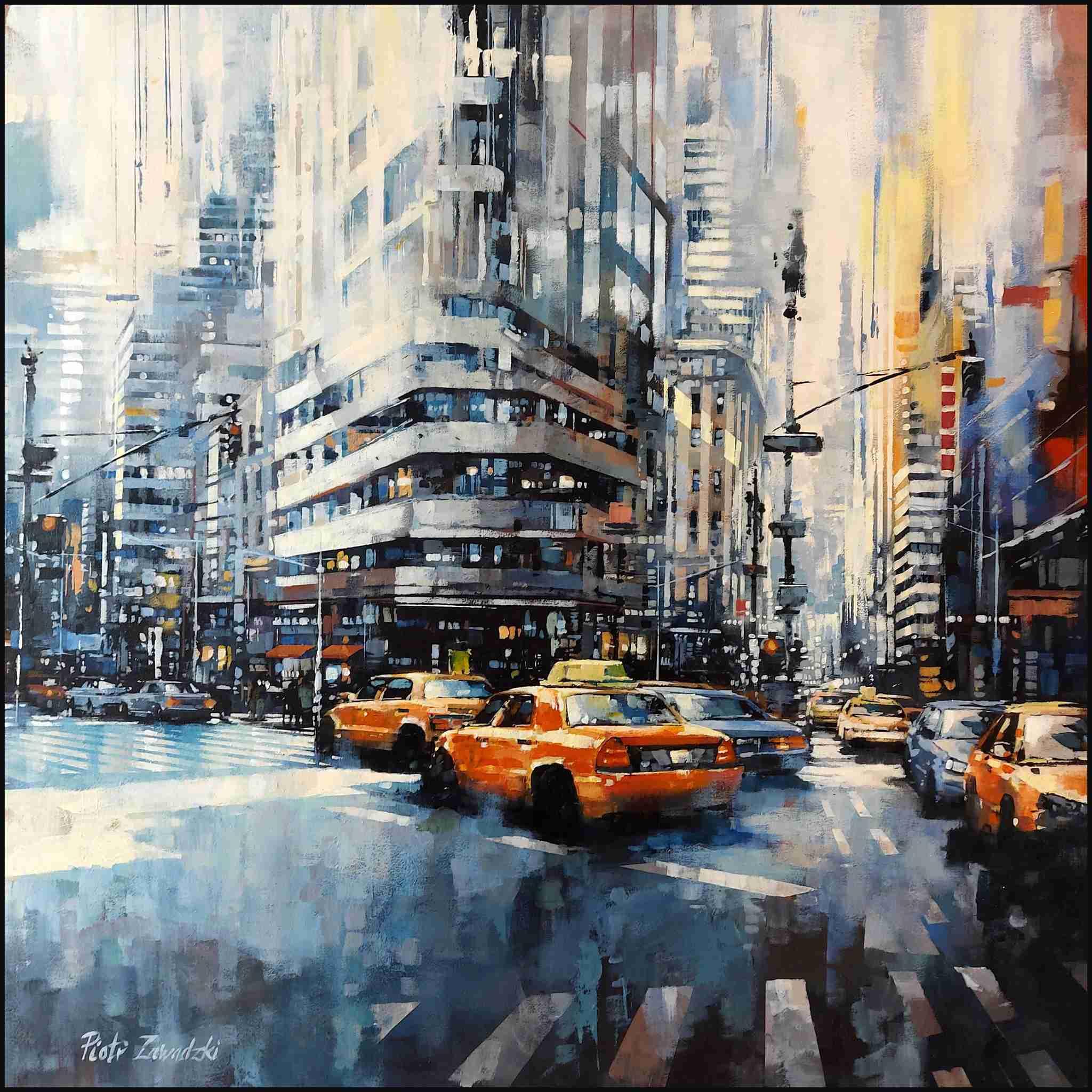 Metropolis. New York Sun, 2021