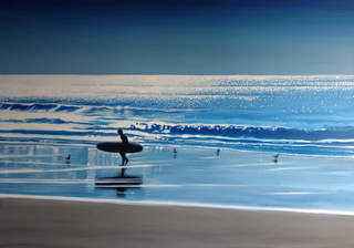 Blue at Heart and The Ocean, 2021