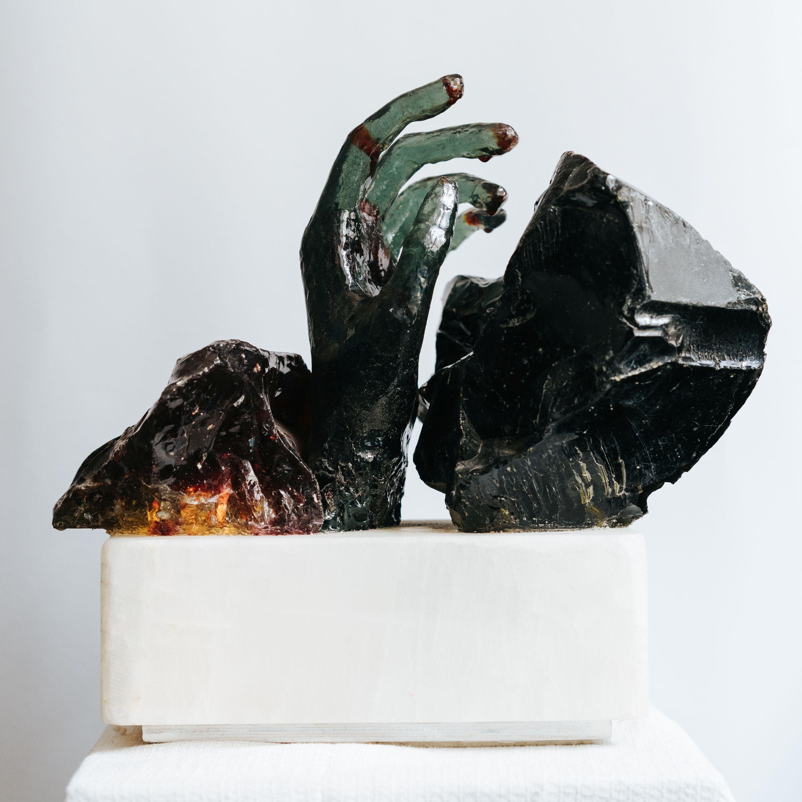 Rzeźba ETIUDA op. 25 Nr 1 FRYDERYKA CHOPINA, 2018