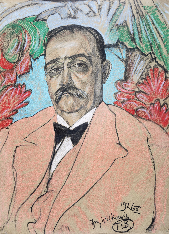 Portret mężczyzny, X 1926 r.