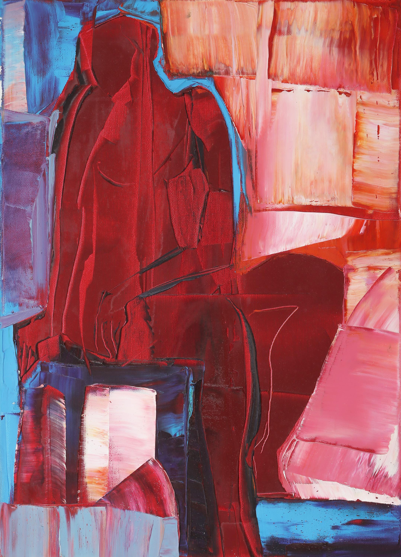 Kobieta w czerwieni, 2007 r.
