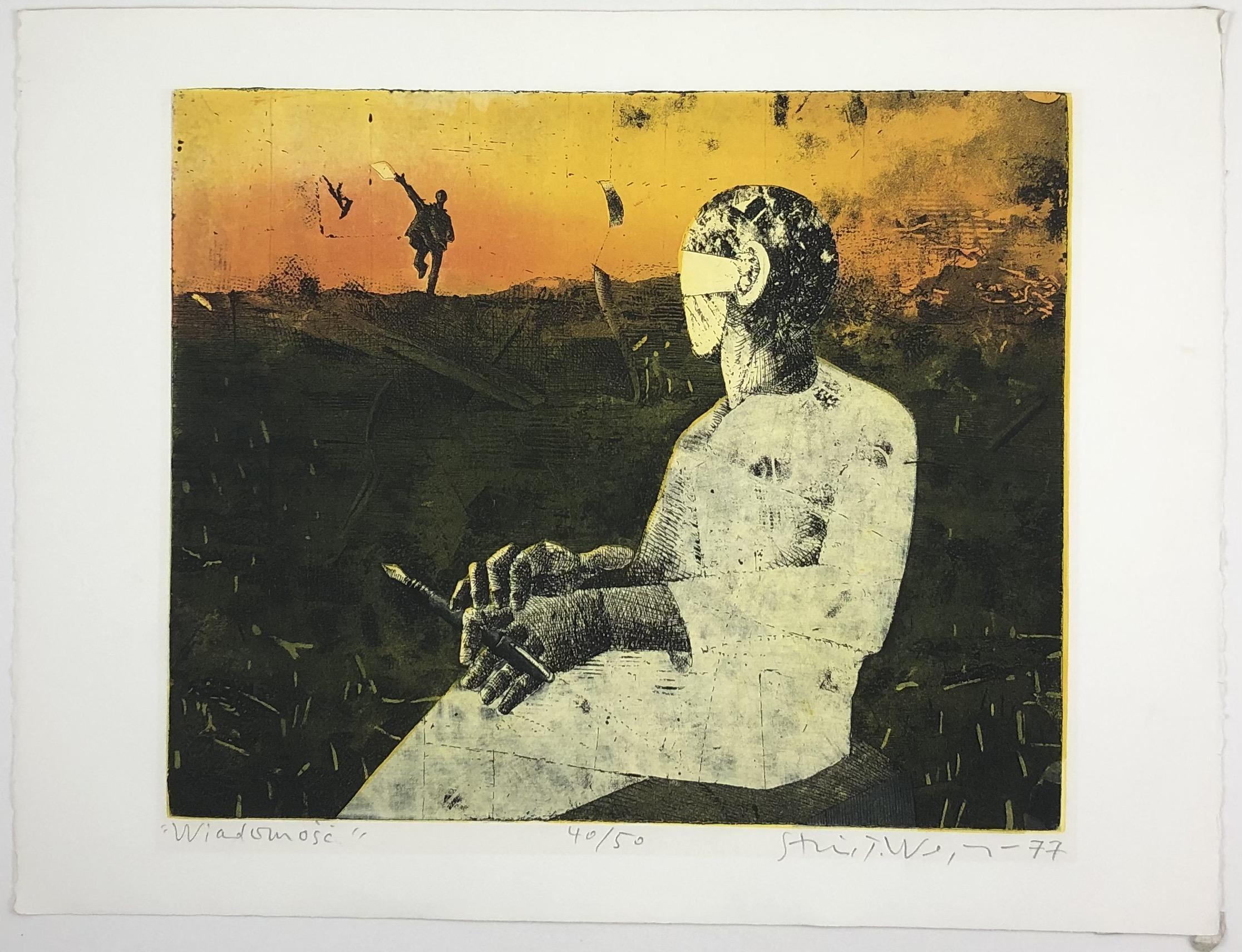 Wiadomość, 1977