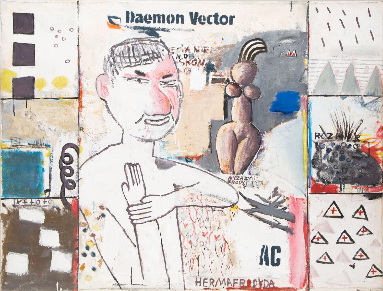 """Hermafrodyta II"", 1977/1988"
