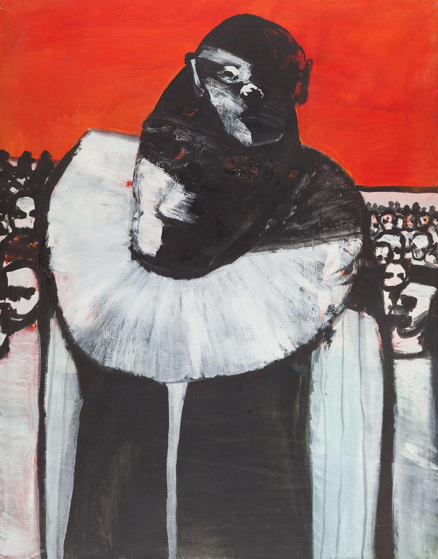 """Clown V"", 1980"