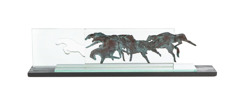 Czarny koń, 2012