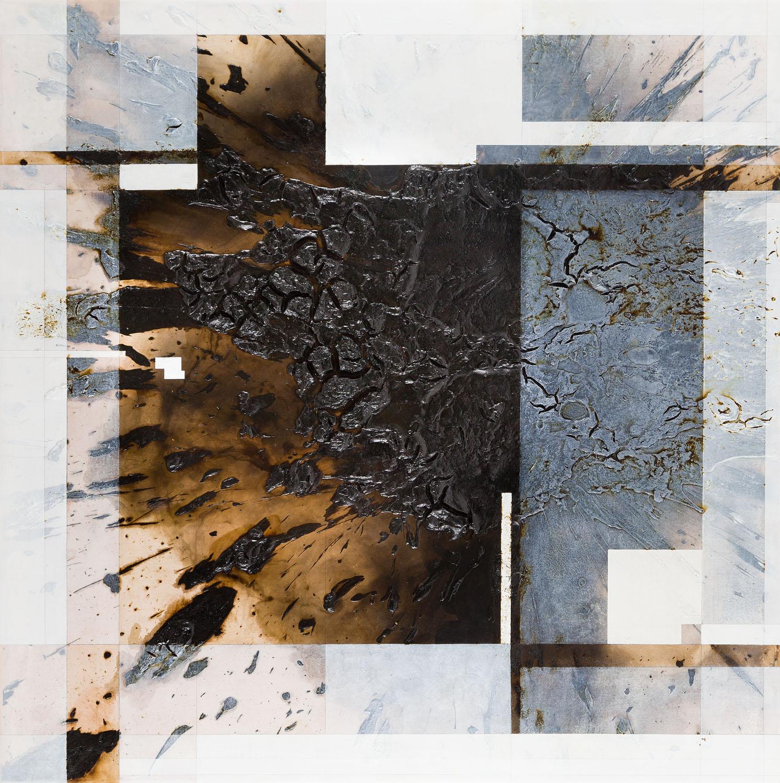 Z cyklu 'Bitumeny', Numer 2, 2012/2020