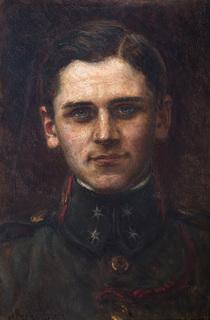 Portret sekcyjnego piechoty Legionów Polskich w 1914 r.