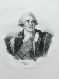 Popiersie Stanisława Augusta Poniatowskiego
