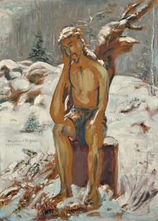 Chrystus Frasobliwy, 1966