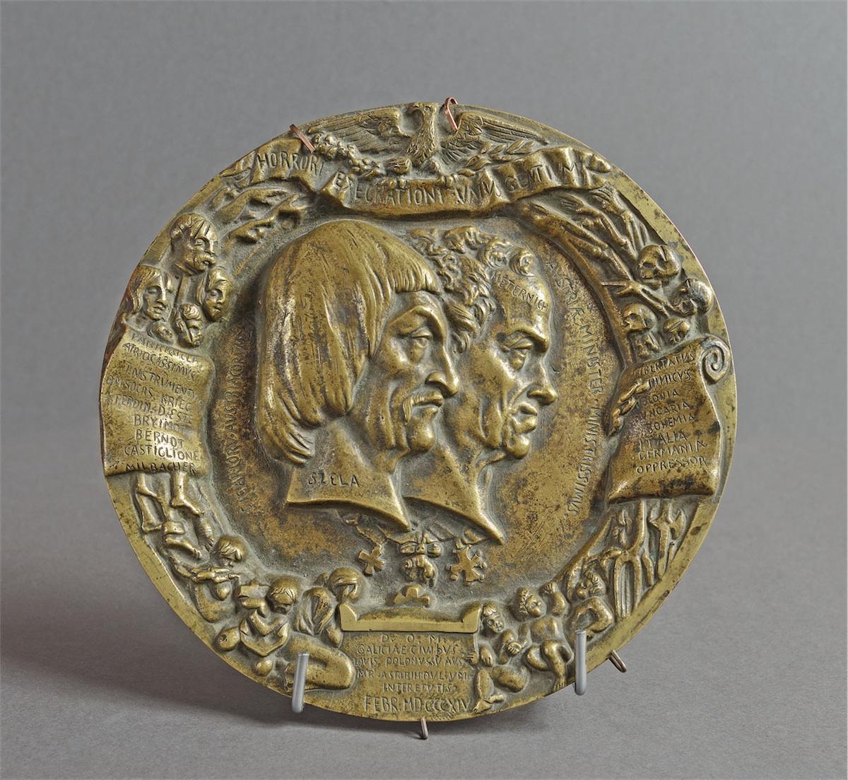 NA PAMIĄTKĘ RZEZI GALICYJSKIEJ 1846, Paryż