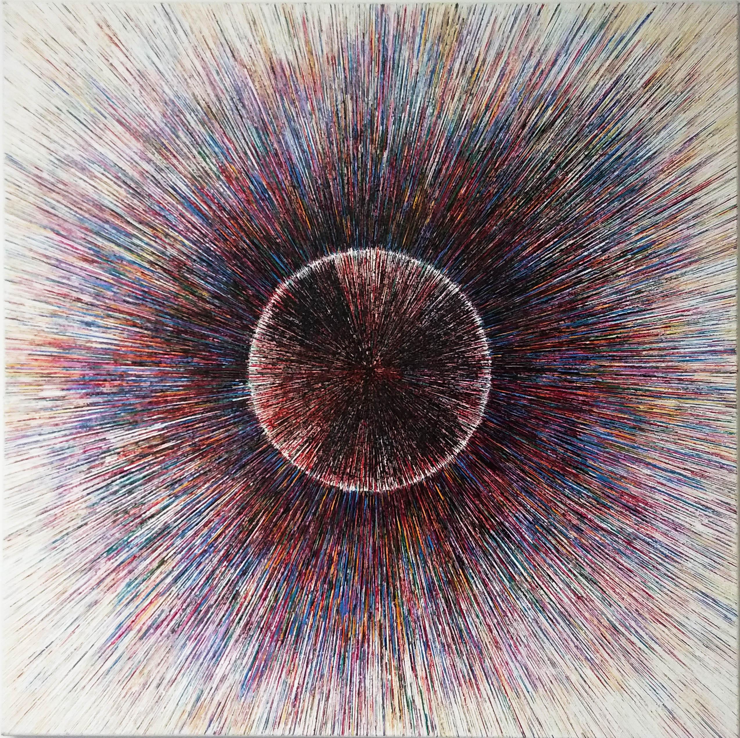 "CR1, z cyklu: ""Meditations"", 2021"